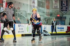 CNYRD_Wonder_Brawlers_vs_South_Shire_Battle_Cats_23_20160402 (Hispanic Attack) Tags: rollerderby battlecats srd cnyrd centralnewyorkrollerderby southshirerollerderby