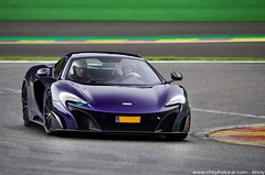 Mclaren 675LT - Pure Mclaren Spa 2016 (Rémy | www.chtiphotocar.com) Tags: woking pure mclaren trackday track race spa francorchamps circuit nikon sigma lightroom v8 twin turbo sportscar supercar car photo belgium belgie event private meeting 675lt 675 lt longtail long tail worldcars