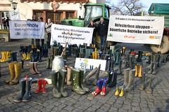 Schwerin_04 (aktionagrar) Tags: landwirtschaft aktion milch whes agrar preise schwerin abl farmsaver