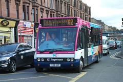 47627 YE08EZF (Wee G 1&2 Branded) (G2 - South Glasgow Hospital) (AMcC1970) Tags: g wee stagecoach