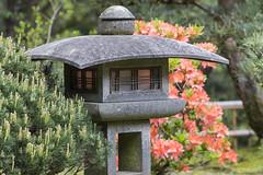 Stone Lantern (Scott DeSelle) Tags: canon portland japanesegarden lantern acratech reallyrightstuff rrs eos7dmarkii