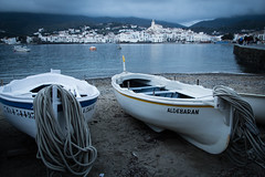 Cadaqus (Eric D A) Tags: costa seascape landscape boat fisherman village oldtown brava costabrava pescador cadaques pescadores