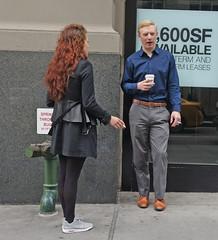 blond smoker (PeepHole of New York) Tags: cigarette smoke smoking smoker