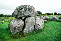 Carrowmore (Peter Gutierrez) Tags: ireland bw irish white black green heritage film megalithic cemetery field rock stone standing landscape photo ancient rocks europe european stones pierre cemetary tomb great rocky ground menhirs an boulder eire ring boulders peter burial fields gutierrez quarter portal pierres passage peninsula prehistoric tombs megaliths neolithic sligo megalith dolmen europeans dolmens menhir carrowmore mgalithe irra nolithique mgalithes mgalithique mhr petergutierrez cheathr cil