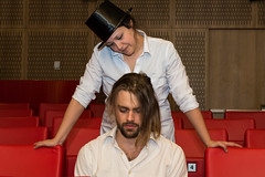 InVersion Presents: Gregor (david_slotnick) Tags: hat theater play theatre top stage franz tophat inversion kafka drama theatrical gregor adaptation metamorphosis inversiontheatre