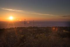 Sunset On Yavin (Rob Briscoe) Tags: sunset mountain beautiful star sundown hiking alabama mount wars yavin cheaha