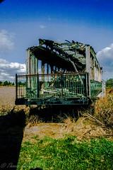 20160402-_MG_9218-HDR (kleet245) Tags: trees overgrown leaves train pennsylvania trolley pa rusting oldtruck rundown abandond geolocation northamptoncounty rottingaway kleet camera:make=canon exif:make=canon camera:model=canoneosdigitalrebelxti nazerethpa exif:model=canoneosdigitalrebelxti exif:lens=efs1855mmf3556 exif:focallength=24mm thomaskleedorfer exif:aperture=22 kleet245 exif:isospeed=100