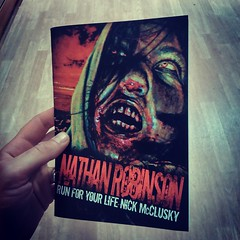 "In my hands! ""Run for your... (nathanrobinson2) Tags: happy published zombie horror undead zombies author publishing bub thirsk scunthorpe chapbook twd splatterpunk tarman danhenk splatterpunkzine uploaded:by=flickstagram nathanrobinsonwrites jackbantry instagram:photo=816063202388607604184137303 apocaliteriture"
