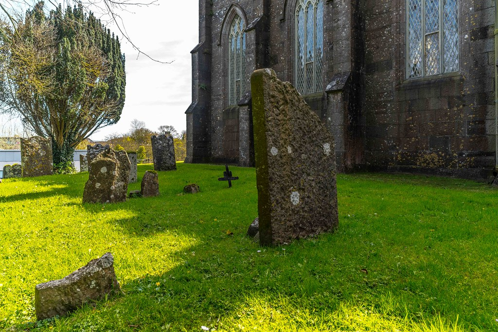 St. Columba's Church And Grounds In Swords County Dublin [Church Road]-115216