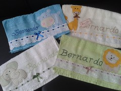 Toalhinha de Boca com Patchcolagem (artecorbd) Tags: de arte com patchwork em boca cor aplicao toalhinhas tchworktoalhinhas