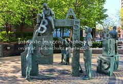 Monument to Ohio Teachers 4419 (intricate_imagery-Jack F Schultz) Tags: abcs columbusohio blocks alphabet columbusohioarea jackschultzphotography intricateimageryphotography ohioteachersmonument