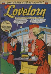 Lovelorn 12 (Michael Vance1) Tags: woman man art love comics artist marriage romance lovers dating comicbooks relationships cartoonist anthology silverage