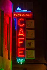 Mayflower Cafe (Thomas Hawk) Tags: usa america mississippi restaurant neon unitedstates fav50 unitedstatesofamerica jackson fav10 fav25 mayflowercafe