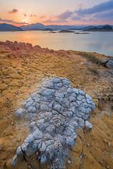 Peninsular Coast (arq.alextoro) Tags: sunset paisajes lake sol landscape landscapes paisaje lagos atardeceres