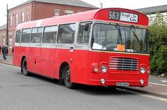 2016-04-23 AFB 586V Bristol LH-ECW, Middlesbrough (delticalco) Tags: bus buses bristol tms boc busrally bristollh teessiderunningday 500grouprunningday