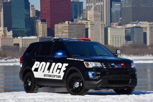 Ford Police Inerceptor