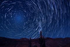 Antakari Startrail (Luis Prez Corts) Tags: chile night stars landscape nightscape astrophotography astrofotografia estrella startrail valledeelqui tokina1116mm sonya58