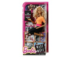 2016 Made To Move AA? (toomanypictures1) Tags: night day barbie can move made be mattel 2016 i