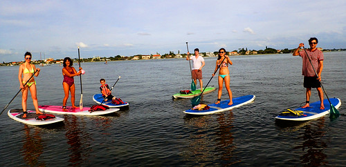 12_26_16 paddleboard tour Lido Key 03