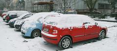 Jan 6: Winter in City - Fabia (johan.pipet) Tags: auto city snow car canon town parking january slovensko slovakia suburb palo zima bratislava skoda fabia sneh bartos mesto koda koprivnica dubravka sidlisko dbravka barto
