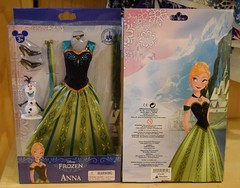 Disneyland Visit - 2016-01-24 - World of Disney - Princess Dept. - Anna Doll Dress Set (drj1828) Tags: california anna set dress princess disneyland visit anaheim dlr coronation downtowndisney 2016 worldofdisney disneyparks