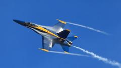 Blue Angels (Norman Graf) Tags: smoke airshow condensation vapor vortices wingtipvortex tacticaldemonstrationteam 2015blueangels 2015mcasmiramarairshow