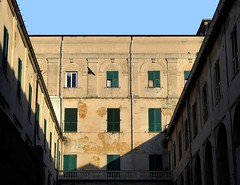 La casa dei piccioni (fotomie2009) Tags: santa italy italia liguria della palazzo chiara ligure savona rovere