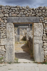 imgp3851 (Mr. Pi) Tags: door ruin morocco volubilis archaeologicalsite