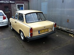 Trabant 1.1 N Limusin (Trabantje601) Tags: beige 11 limosine trabant trabbie limosin limusin trabie 00gkg8