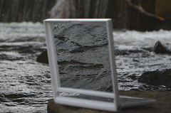 icy (Ben Zemba) Tags: winter ohio abstract cold water mirror outdoor