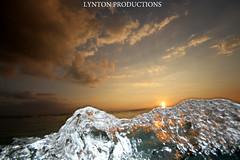 IMG_8903 copy (Aaron Lynton) Tags: sunset beach canon hawaii big maui 7d spl makena shorebreak bigbeach 580exii