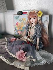 Fujiko (sailorchiron) Tags: bjd noella leeke leekeworld dollga
