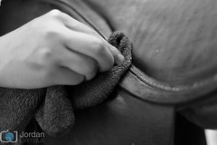 Saddlery (grimaux.jordan) Tags: leather work hand working cleaning clean restore artisan saddle reborn saddlery lina