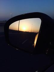 Sunset In Doha - 04/10/2014 (ricardorbarroso) Tags: doha qatar catar sunsetindoha pordosoldoha