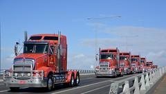 Riordans (quarterdeck888) Tags: nikon flickr transport frosty lorry trucks convoy freight kenworth tractortrailer semitrailer overtheroad haulage quarterdeck class8 campquality riordan roadtransport heavyhaulage t609 d7100 truckphotos expressfreight australianroadtransport roadfreight jerilderietruckphotos jerilderietrucks australiantruckphotos geelongconvoyforkids geelongconvoy