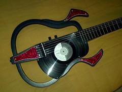 Customised Shineray Nylon 1aos 1000 (Lox Pix) Tags: lox loxpix guitar collection bass mandolin fender gibson yamaha ibanez rickenbacker vintage beatle violin shape kent sleekline bowhunter trump squier stratocaster telecaster hofner loxwerx l0xpix