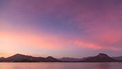 Lake Moogerah 3 (Jesse4870) Tags: lake night stars dam south scenic australia brisbane east queensland rim ipswich startrails beaudesert seq moogerah