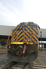 Citirail ES44AC front. (Mexican Rails Productions.) Tags: ge 1431 crex gevo es44ac citirail es44