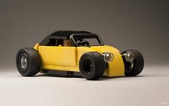 Ctrico de Mxico _06 (_Tiler) Tags: hot car sport vw race racecar volkswagen lego vehicle rod autoracing volksrod