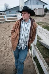 Posing (.o0 chris 0o.) Tags: canada cowboy quebec rodeo 2010 troisrivières stmaurice cheveau