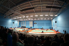 English National Badminton Championships (pocoyouk88) Tags: sports action sony wideangle indoor fisheye badminton derby actionshots csc fisheyelens sportsphotography wideanglelens sportshall actionphotos sportsbadminton racquetsports mirrorless raquetsports derbyuniversity a6000 badmintonsports courtgame ukgames nationsbest ukbadminton badmintonuk englishnationalbadmintonchamptionships badmintonquarterfinals