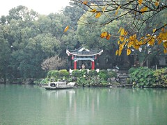 榕湖, 桂林, Yonghu lake, Guilin, Guanxi, China (Ronnie_ta) Tags: china guilin 桂林 guanxi 榕湖 yonghulake