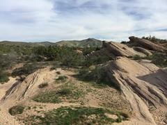 IMG_3545 (lnewman333) Tags: park sky clouds rocks socal southerncalifornia santaclarita vasquezrocks losangelescounty aguadulcecanyon