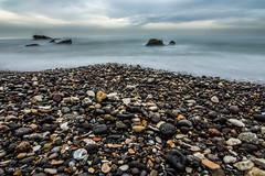 _DSC6524 (Dolchi72) Tags: mar playa amanecer rocas melilla mediterrneo frica orcascoloradas