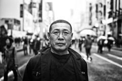 (MT...) Tags: street leica portrait blackandwhite bw me monochrome tokyo  asph   summiluxm  f1435mm