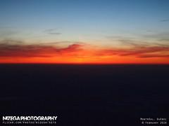 P2222944 (nizega) Tags: sunset canada night island dawn lights downtown view quebec montreal aerial lasalle mercier est ndg verdun hochelaga villeray
