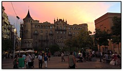 Casa Torrents o ca la Buresa, Manresa (Jessður Águstson) Tags: españa canon spain modernism catalonia catalunya modernismo cataluña modernisme bages manresa espanya elsenyordelsbertins barcelonaprovincia ctbg pelscaminsdelspaisoscatalans ixus310hs