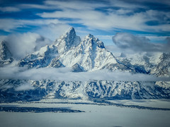 Grand Tetons Winter Scene (jetguy1) Tags: winter snow wyoming teton grandteton grandtetonnationalpark