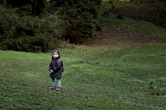 Maria (Fabio Scalabrini) Tags: travel cold verde portugal grass canon sintra palace grama viagem 70300mm frio monserrate palacio 70300 70d