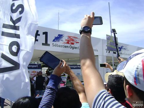 WRC Rally Guanajuato México 2016 - Sábado 5 de marzo - Rally Campus 007